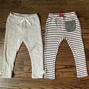ZARA Bundle of Two Sweatpants